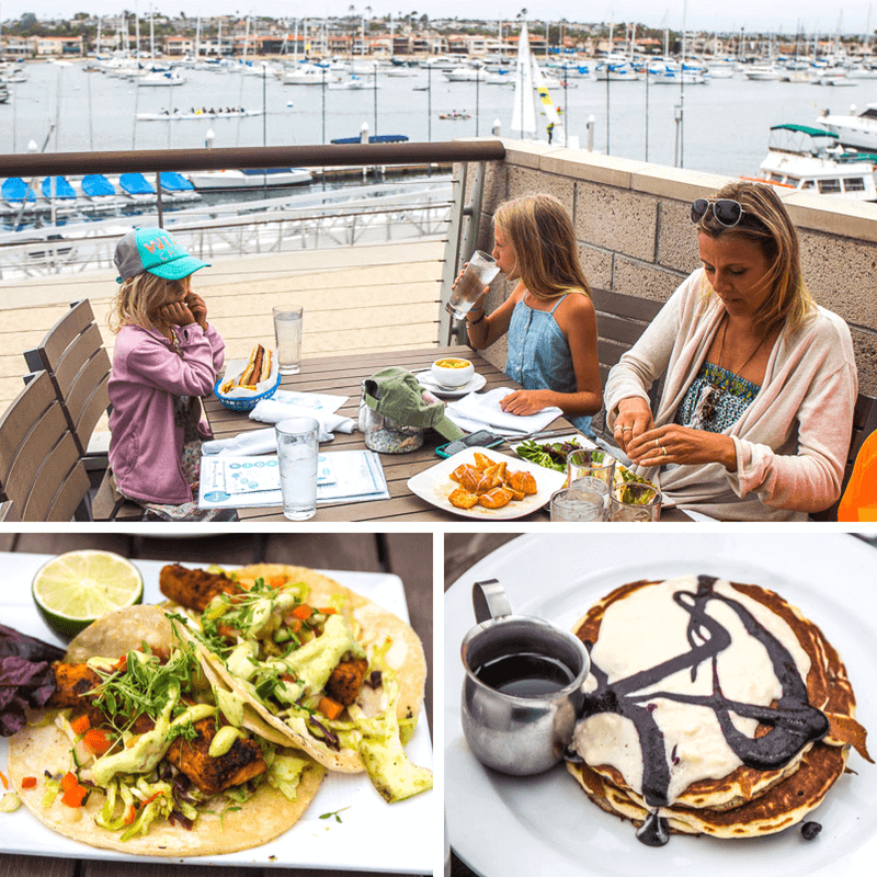 Lighthouse Cafe, Newport Beach