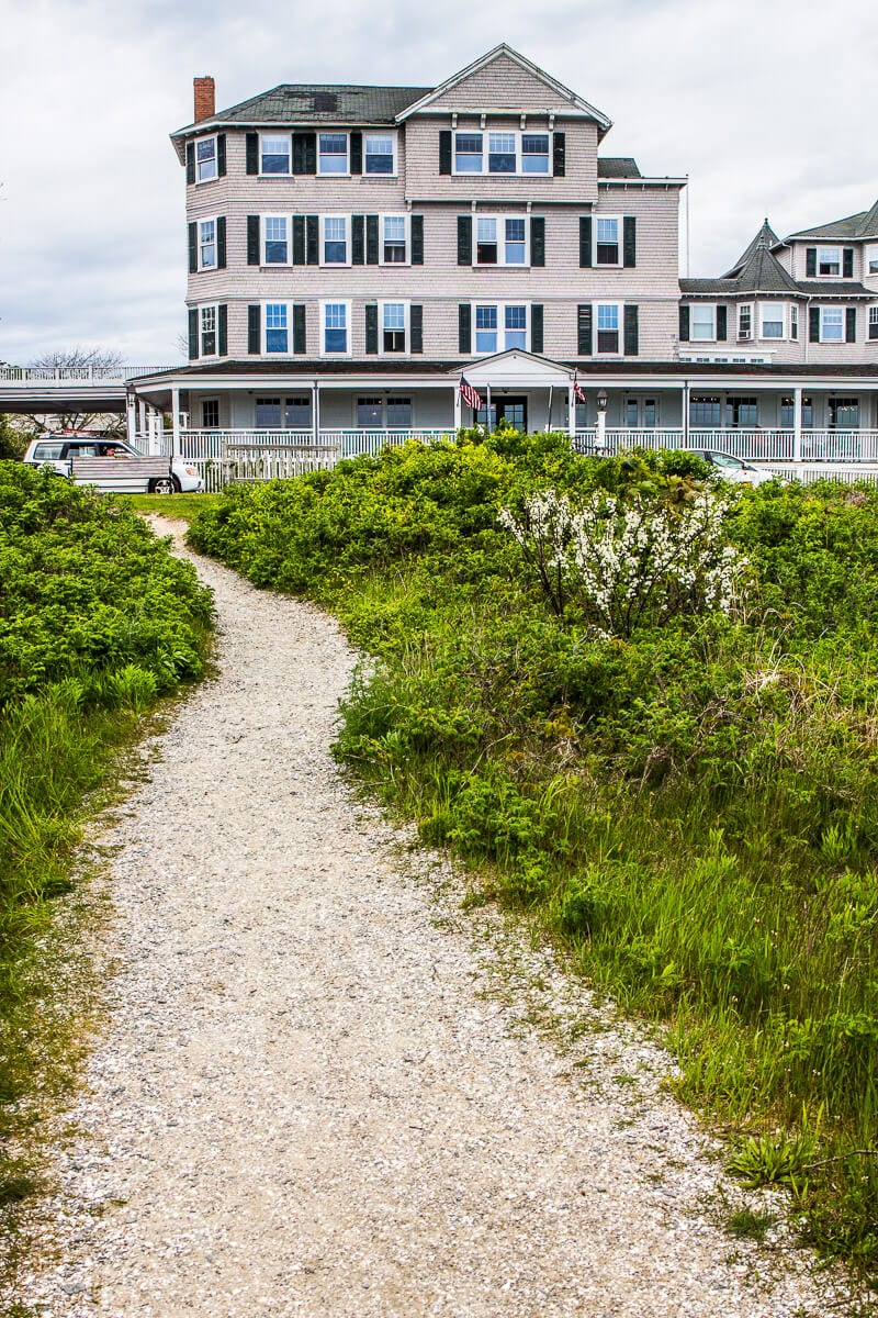 Hôtel Harbour View à Edgartown, Martha Vineyard