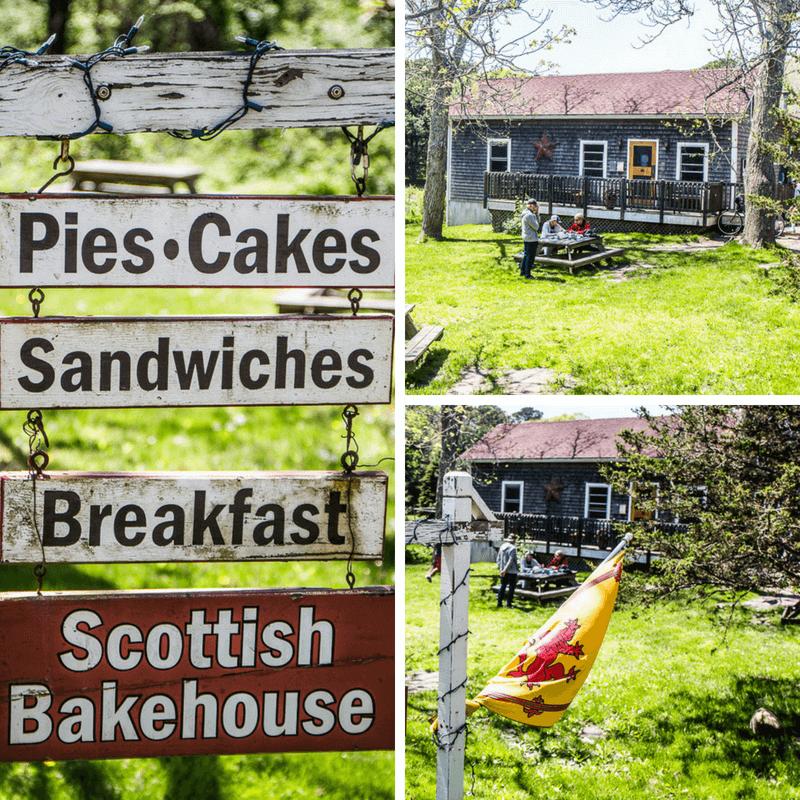 Bakehouse écossais