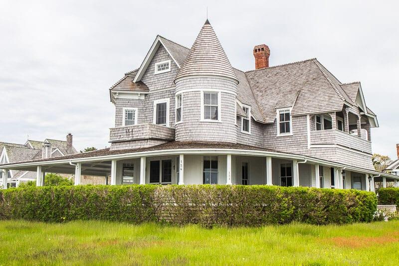 Oak Bluffs, Martha Vineyard, Massachusetts