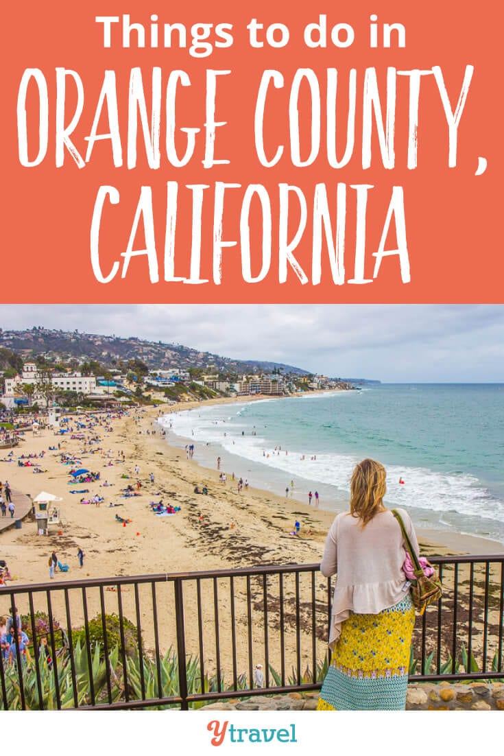 Best things to do in Orange County with kids. If you are planning to visit Southern California and the OC, here are tips for Huntingbeach, Laguna Beach, and several other places in the OC, plus tips on where to eat and stay!