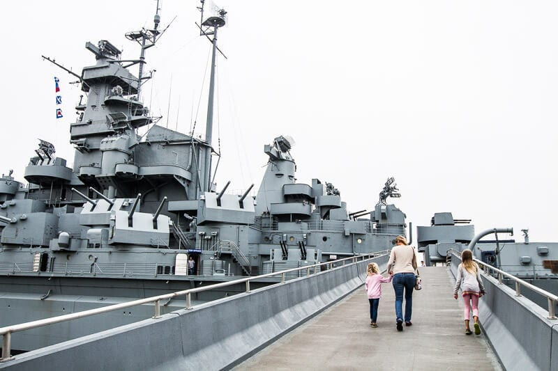 Explore the USS ALABAMA Battleship in Mobile, Alabama