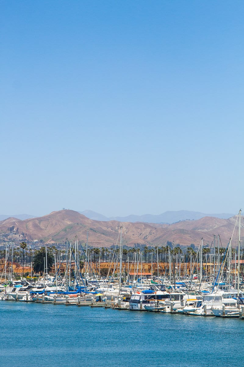 Ventura Harbor Village in California