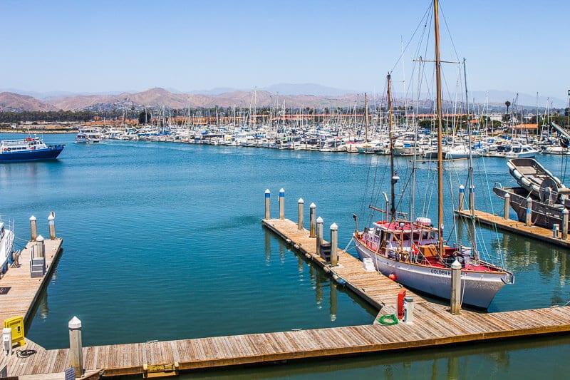 Ventura Harbor Village, California
