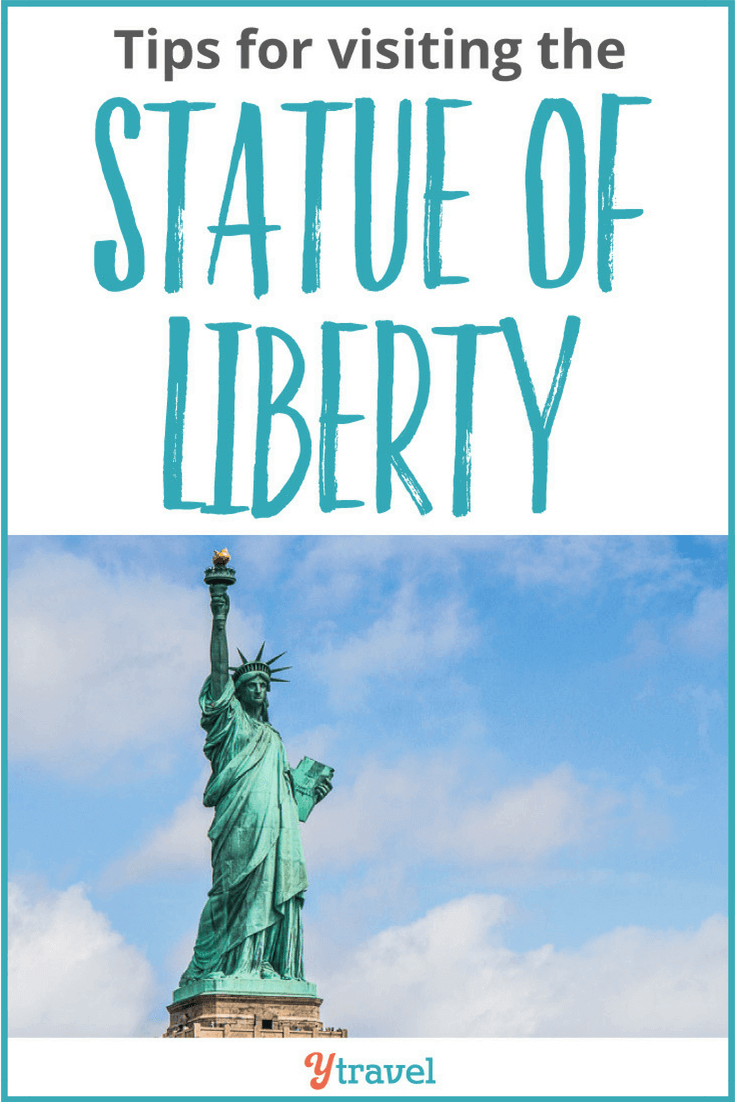 Tips for visiting Statue of Liberty. Get info on which tours to consider, how to get tickets, what time ferry is best, and much more!