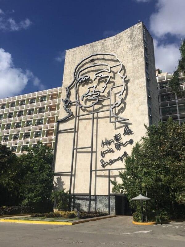 Che Guevara Cuba Revolution