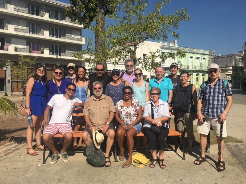 Group Trip to Cuba Intrepid tours