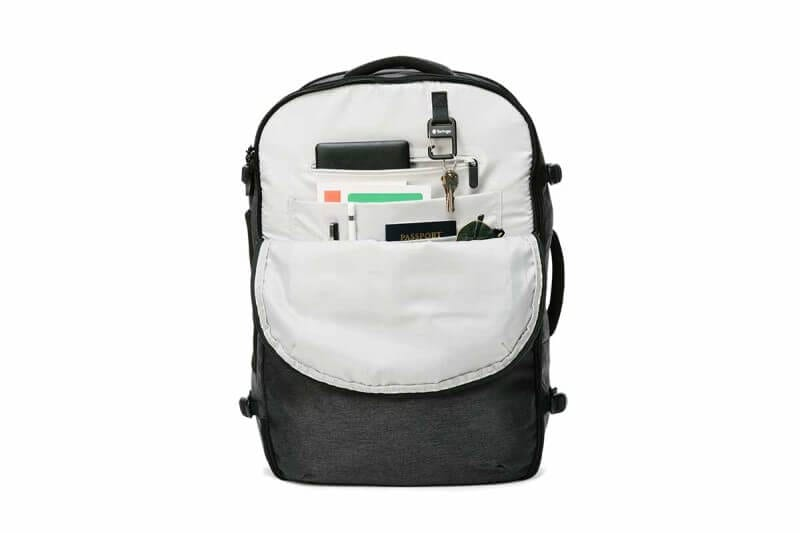 Tortuga backpacks with lots of pockets