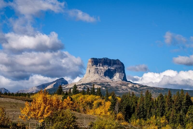 Visiting Montana in the Fall