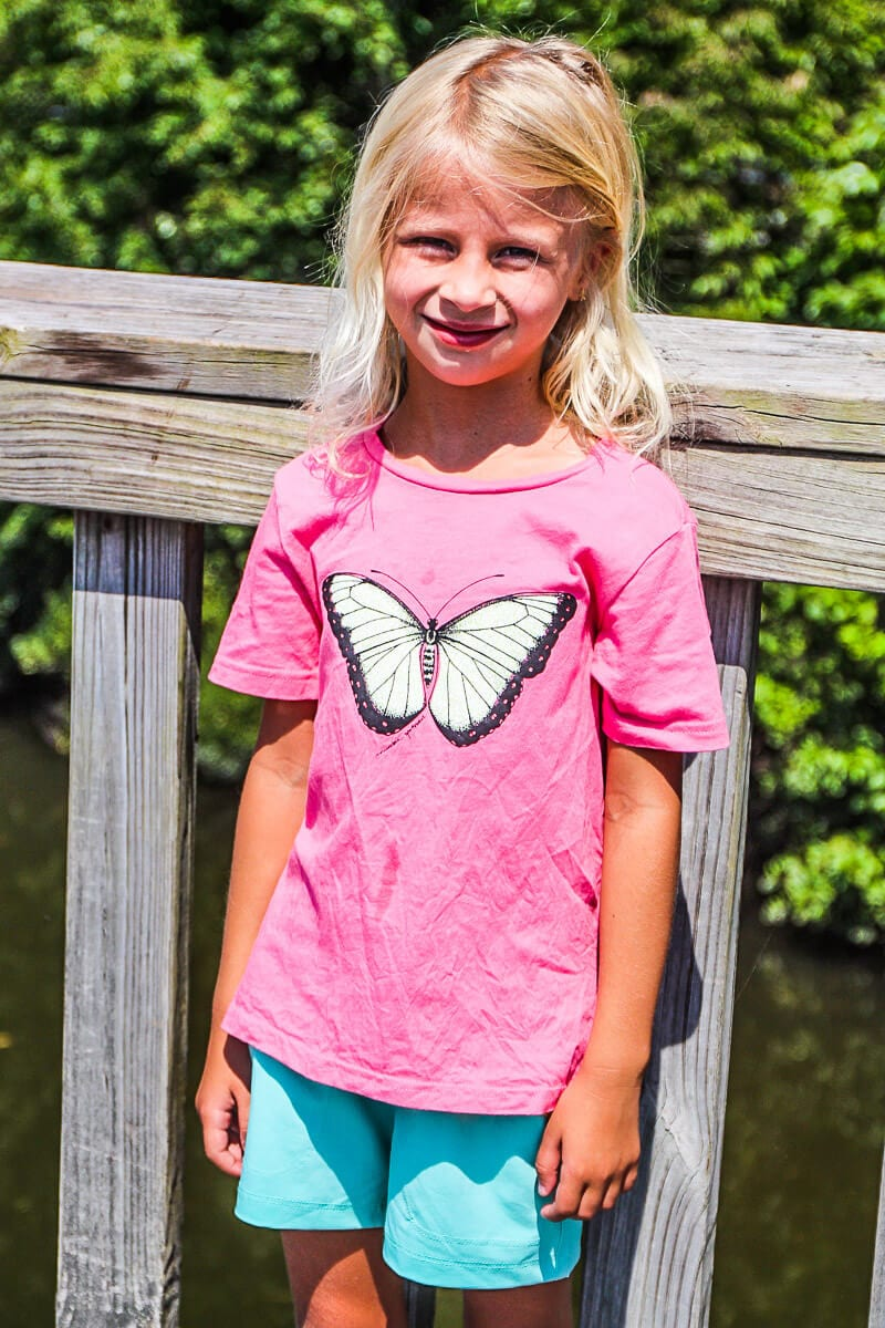 Columbia clothes for kids - click through to see more Columbia apparel and tips for what to wear for travel and leisure!