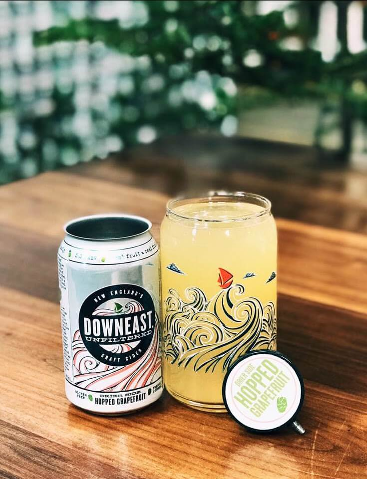 When in Boston, visit Downeast Cider House