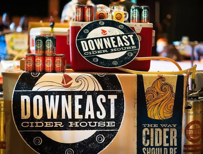 Downeast Cider House, Boston