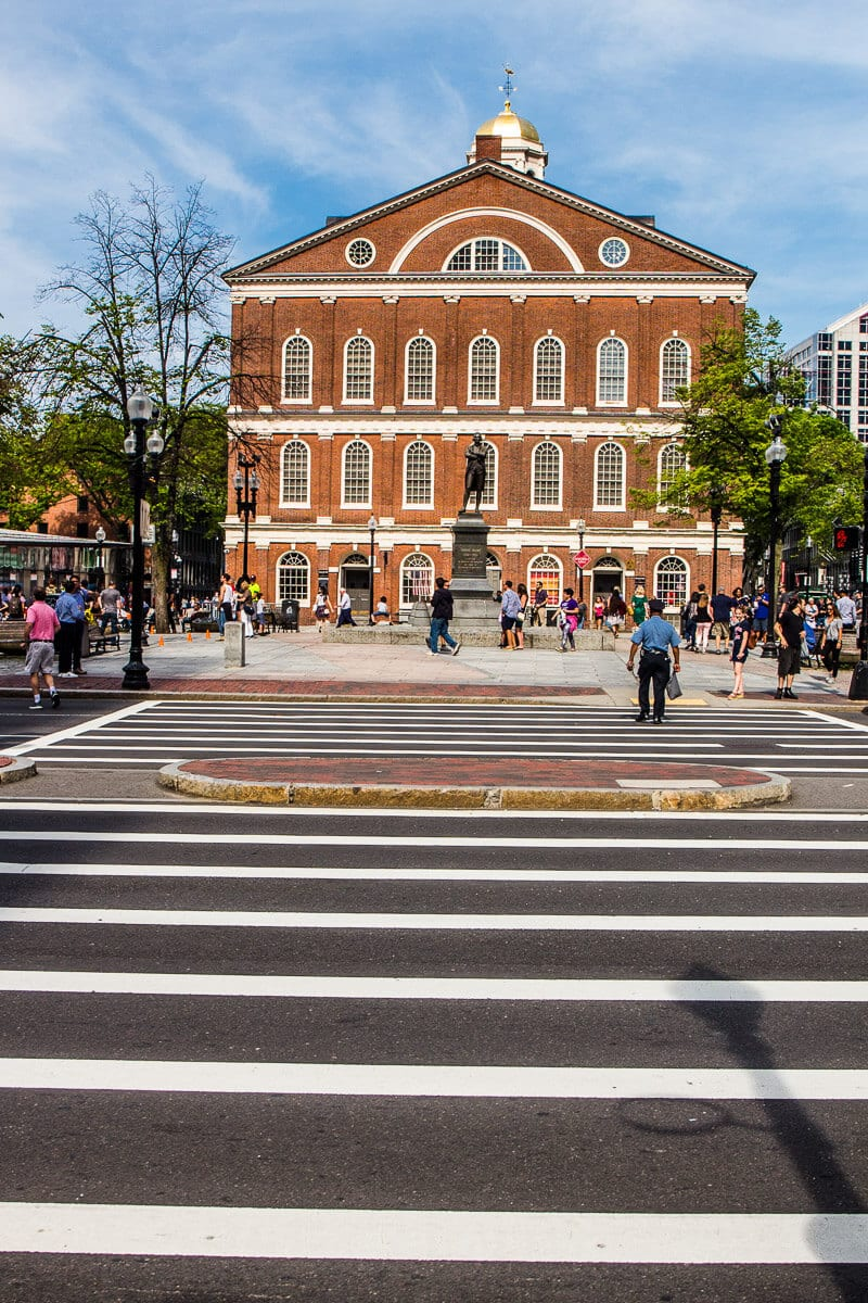 Faneuil Hall Marketplace, Boston - one of the best things to do in Boston