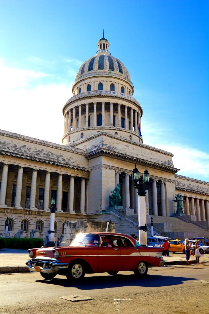 Havana, Cuba - if you are planning a trip to Cuba, here are 5 amazing cities in Cuba to visit.