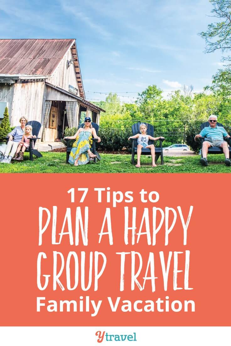 Multigenerational Travel: Have you traveled with the kids and grandparents? Or are you nervously thinking of it? Our tips for group travel will help you avoid the nightmares and create amazing memories. Click to read now.