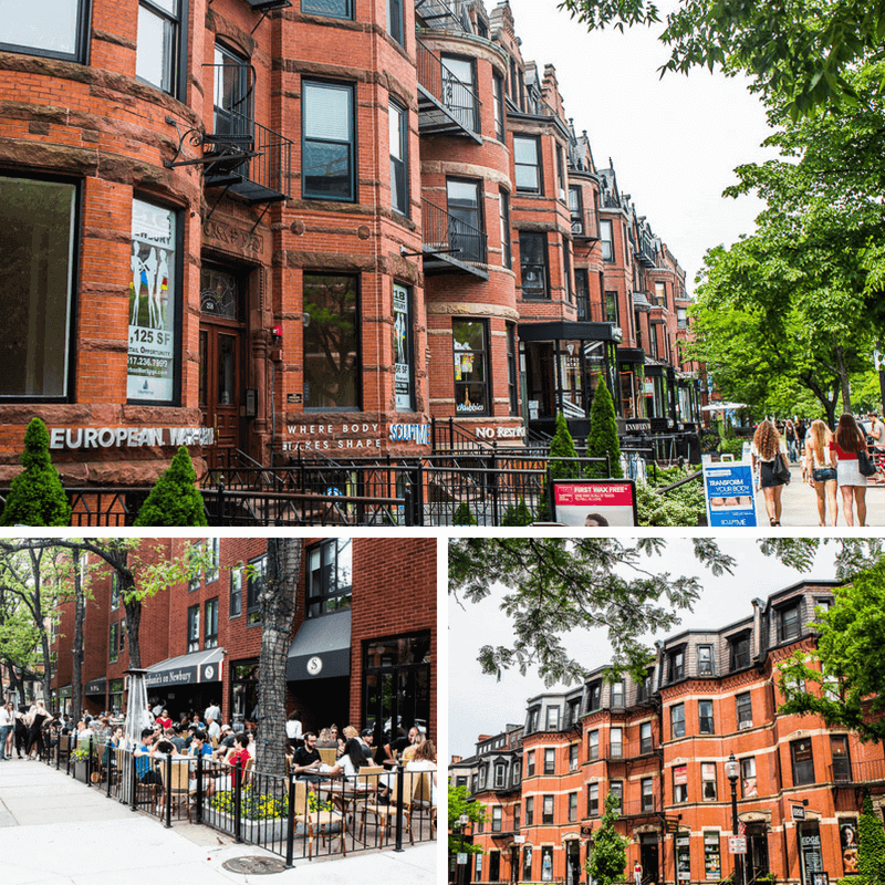 Newbury Street, Boston