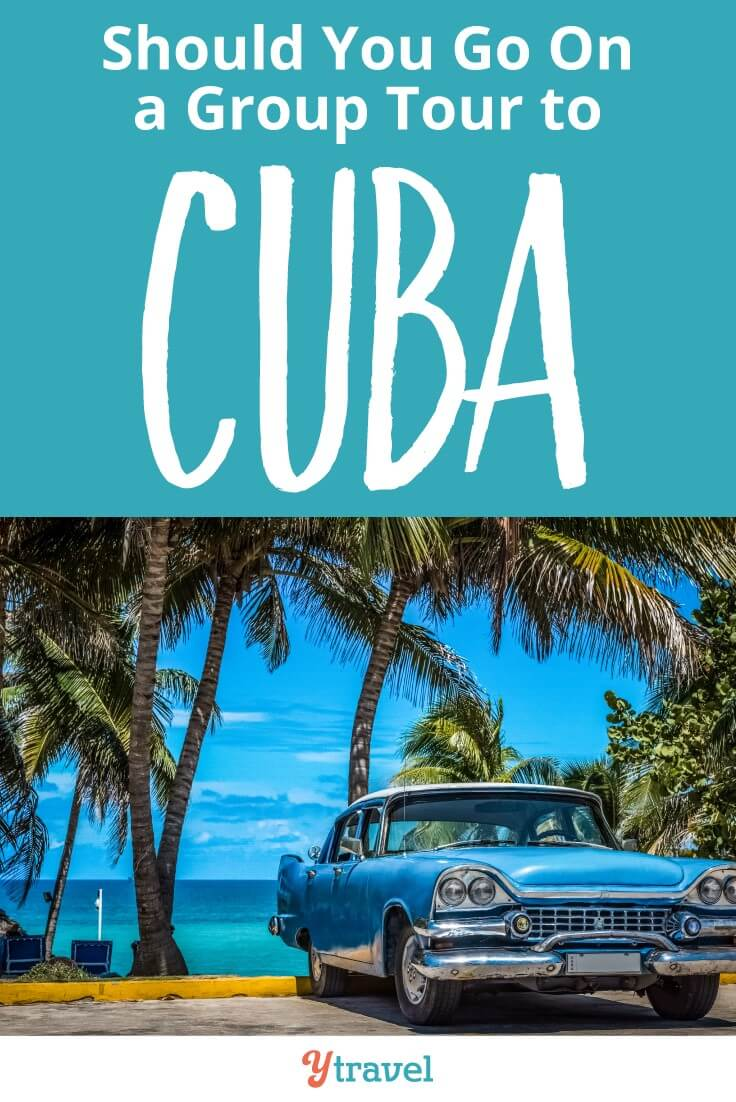 Would you take a group tour to Cuba? It's challenging to decide the best way to travel to Cuba. This post will share the experience of group travel in Cuba with a few extra tips to help you decide the best Cuban experience for you