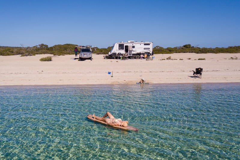Tips for travelling around Australia in a caravan