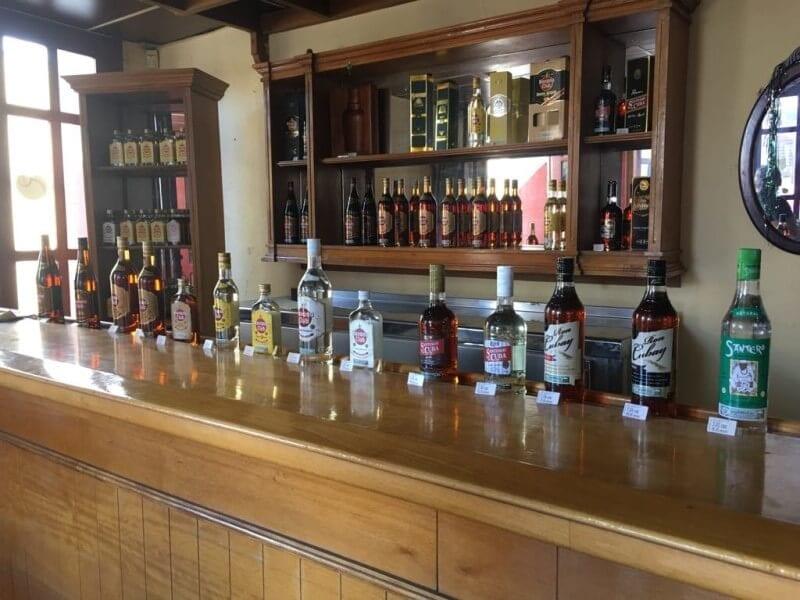 Cuban rum pros of cuba travel