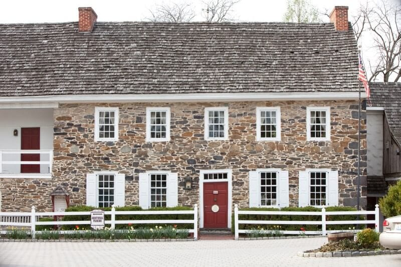 Dobbin House Tavern Gettysburg PA