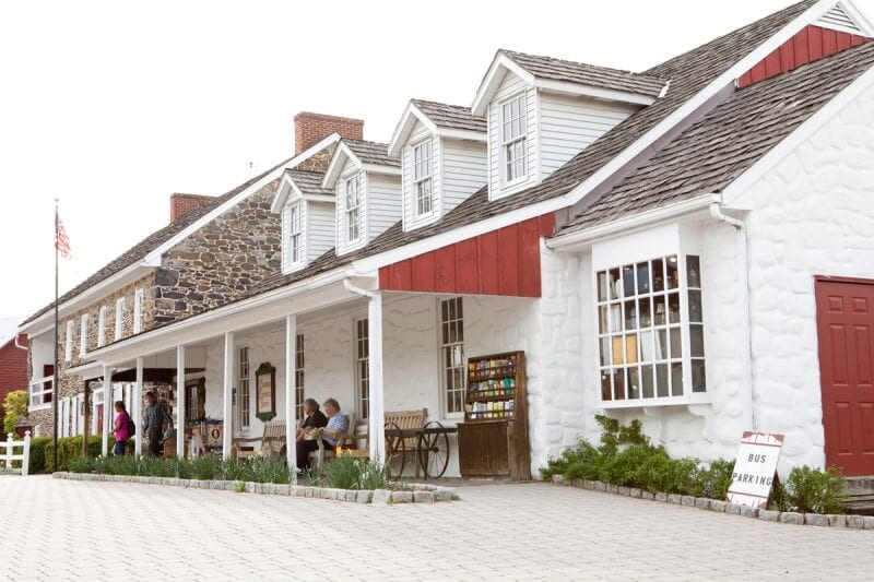 Dobbin House Tavern Gettysburg PA (2)