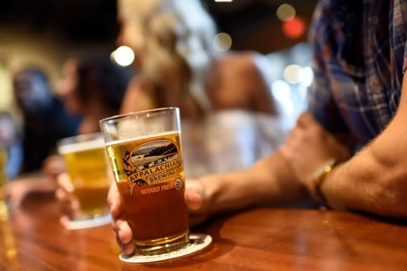 appalachian Brewery Gettysburg PA