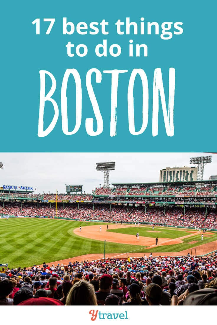 Boston Travel Tips - 17 best things to do in Boston, including tips on where to eat and stay. Click inside for this Boston travel guide!