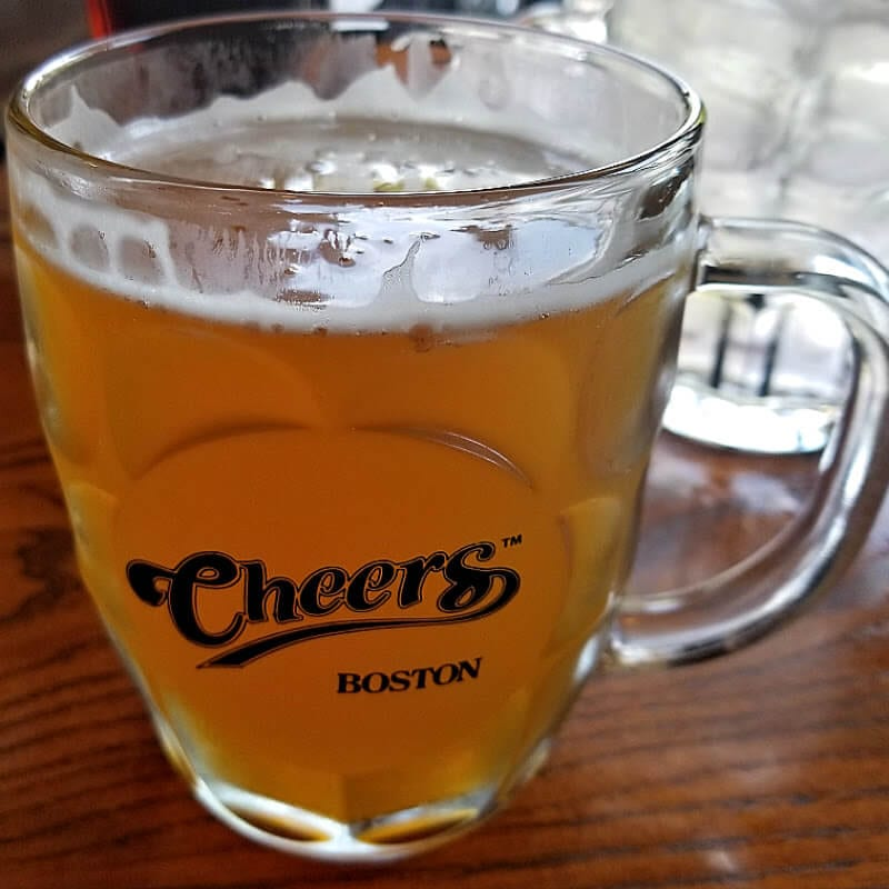 Cheers Bar in Boston