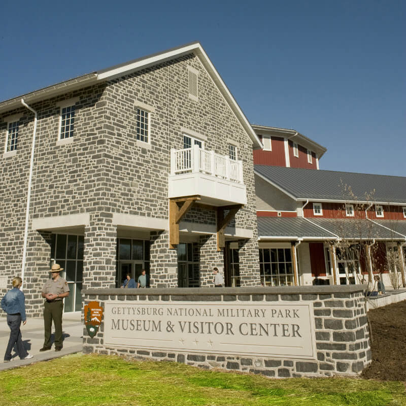 Gettysburg Visitors Center