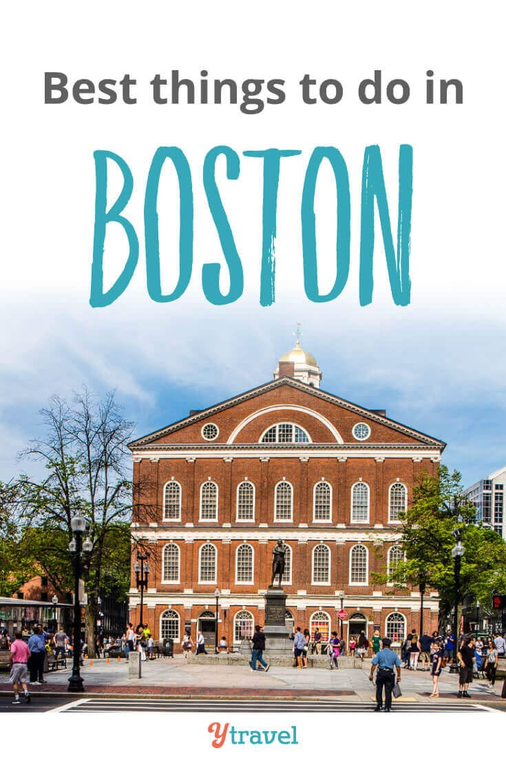 Boston Travel Guide - Get insider Boston travel tips on all the best Boston attractions, plus where to eat and stay!