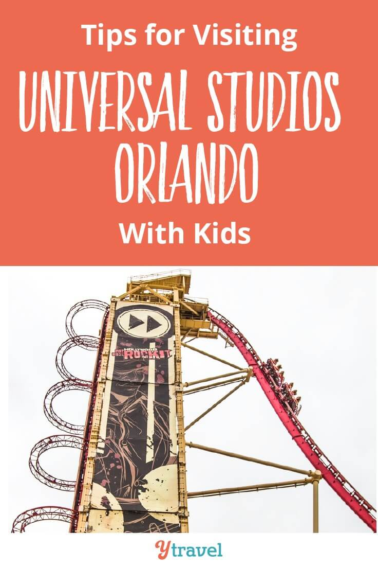 Tips for visiting Universal Studios Orlando with kids. WE had a fun time in Diagon Alley and the Wizarding World of Harry Potter as well as the Rip Ride Rockit and Jimmy Fallon ride. Check out our tips to save money at the Universal Orlando Resort as well.