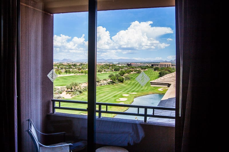 Westin Kierland Resort and Spa in Scottsdale, Arizona