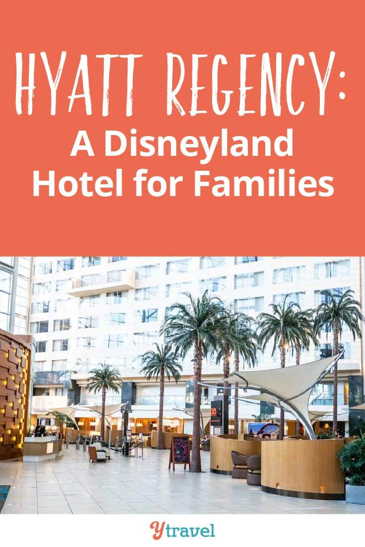 Hyatt Regency Orange County Review. Check out this family friendly Disneyland Hotel for your stay at the happiest place on earth.