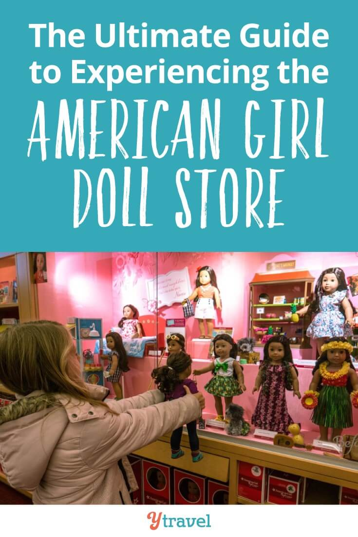Ultimate Guide to American Girl Doll Store. Do your kids love American Girl Dolls? Our girls love them and are determined to visit every major AG store in the country! Not sure how my wallet feels about that! Here are tips to help you enjoy the experience.