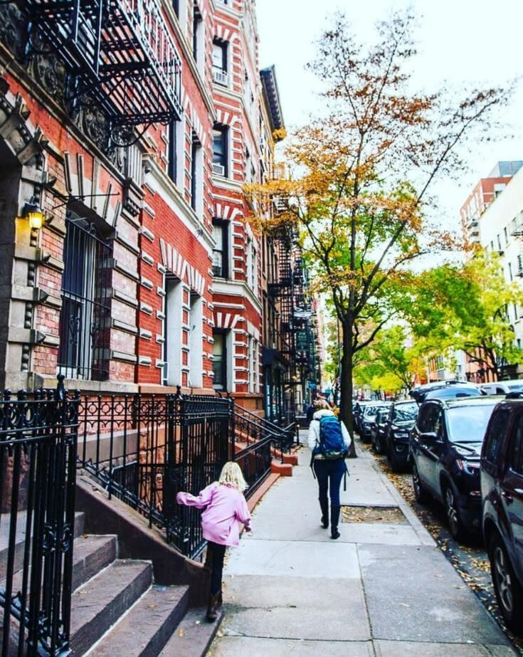 Greenwich Village, NYC - Visit here during this 3 day NYC itinerary. Click inside for some of the best NYC travel tips!