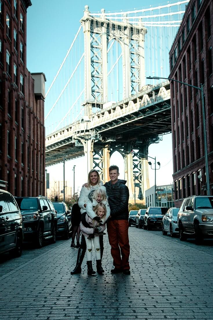 NYC Travel Tips - Visit Brooklyn and the neighborhood of DUMBO. Then do all these other things in our 3 day itinerary. Click inside for details.