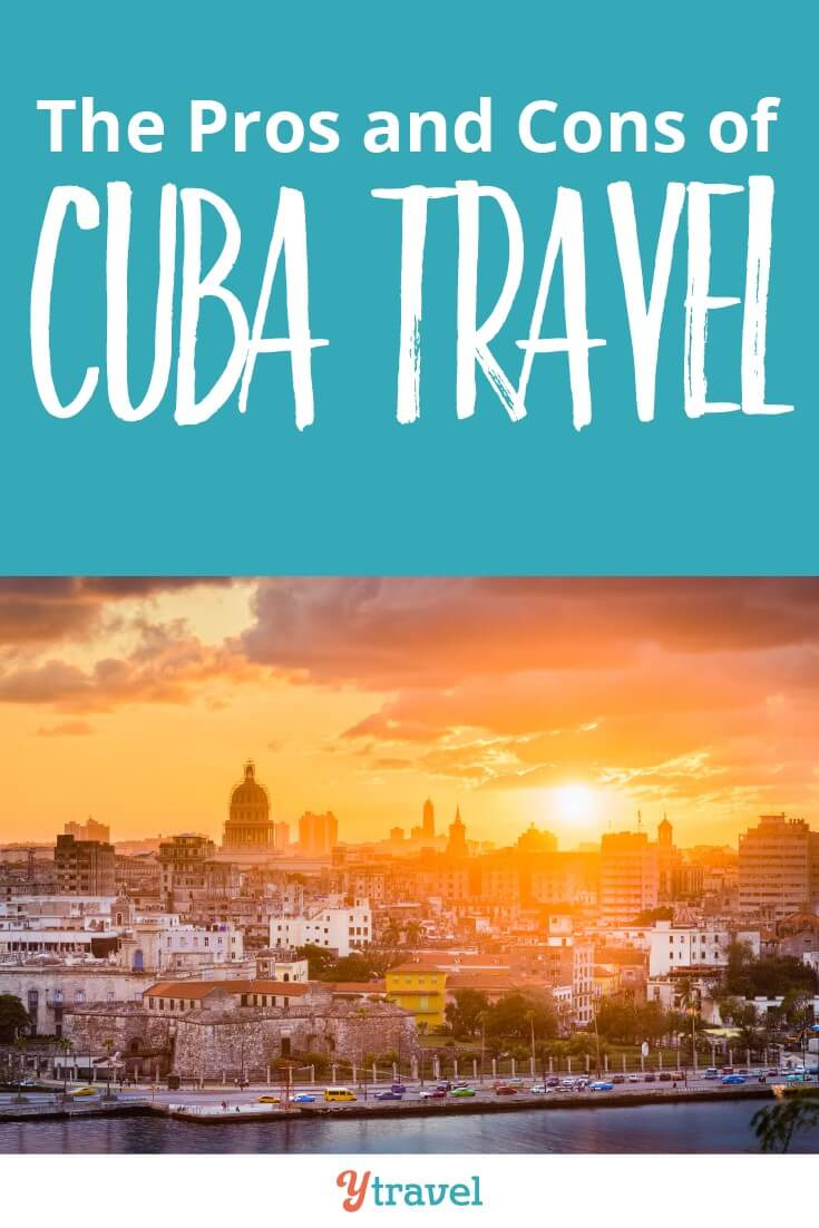 Cuba Travel Tips - Get the pros and cons of Cuba travel. Know before you go! Learn about things like currency, safety, how to get around, and what the people (and music and salsa dancing) are like. Click inside for all the details!