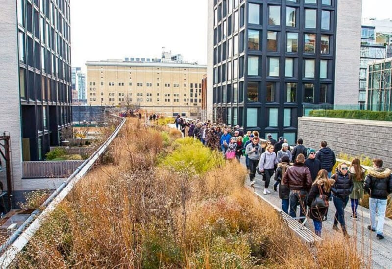 The High Line, NYC