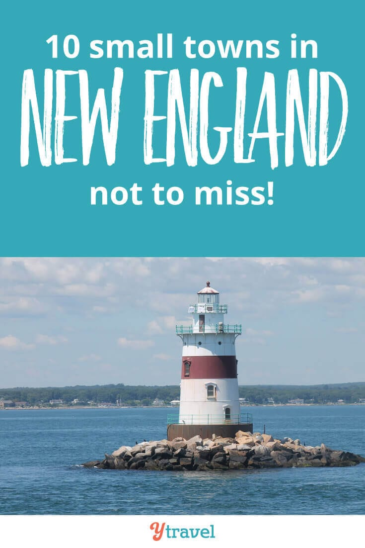Things to do in New England - Here are 10 places to visit in New England for your New England road trip. Click inside for all the tips.