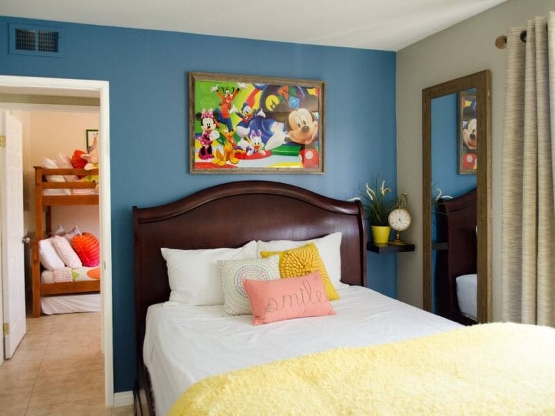 Disneyland apartment rental