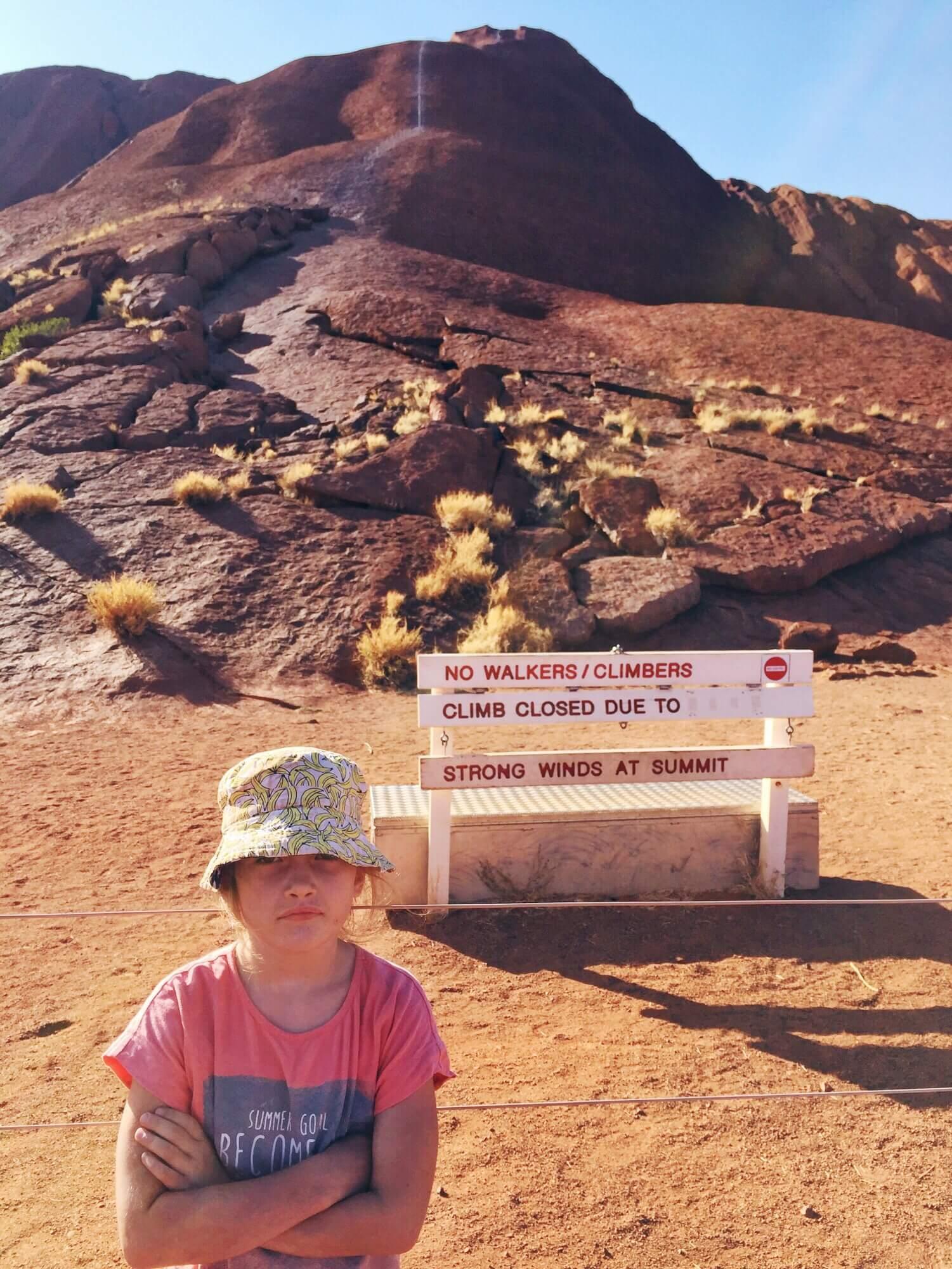 Climbing Uluru in Australia tips