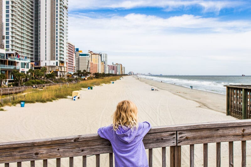Best things to do in Myrtle Beach with kids.