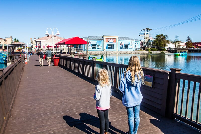 Broadway at the Beach, Kid friendly things to do in Myrtle Beach