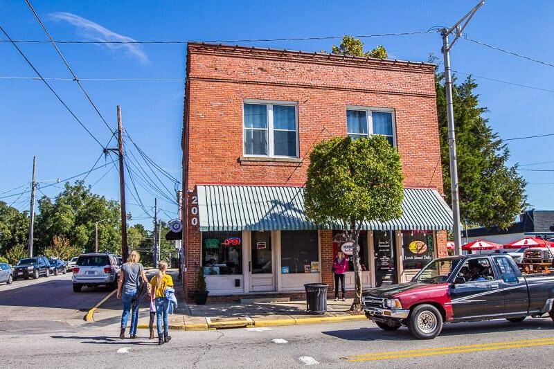 Nancy Jo's Bakery, Clayton, North Carolina