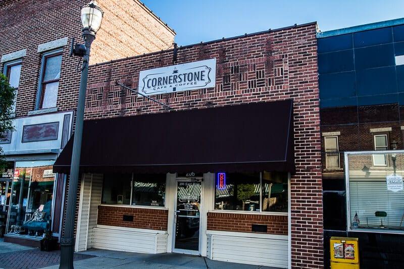 Cornerstone Café and Coffee, Benson