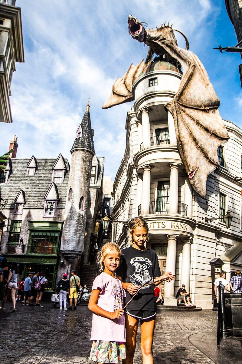 Diagon Alley, Universal Studios Orlando