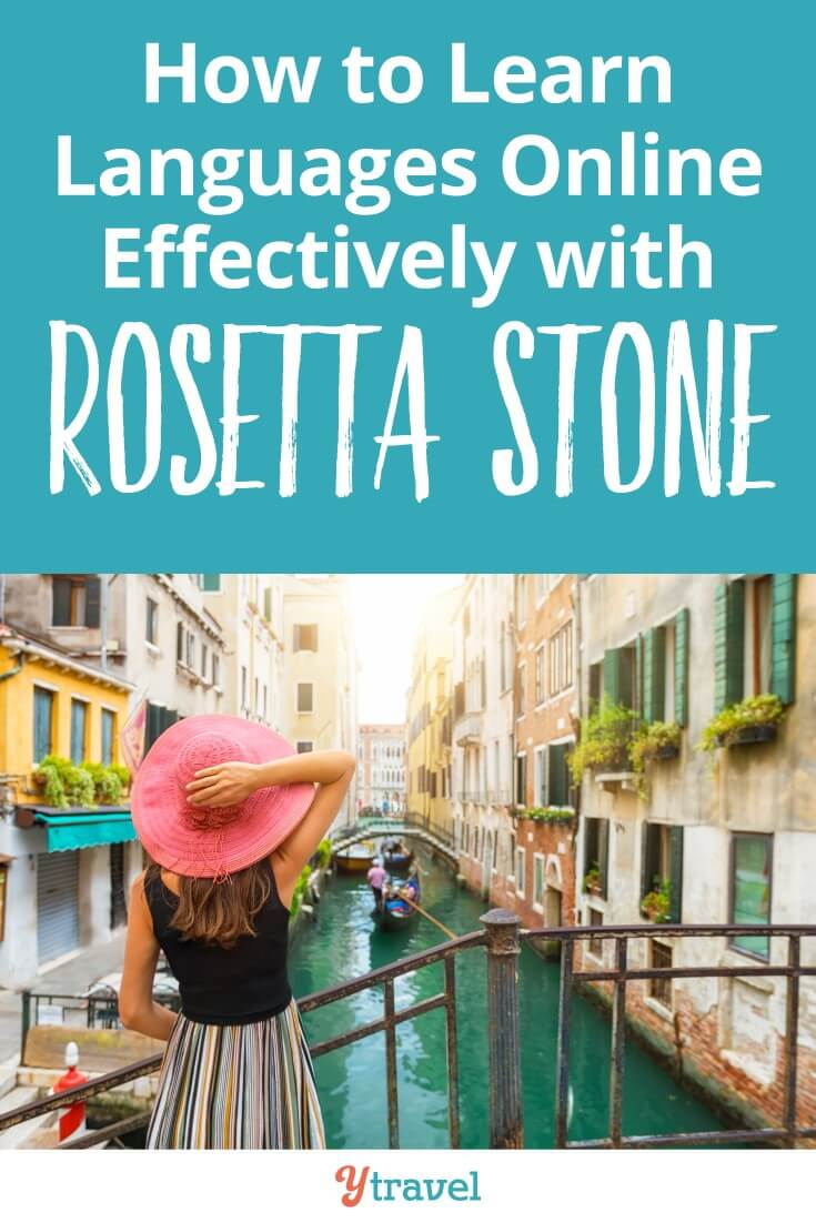 Want to learn a foreign language online? Rosetta Stone can teach you effectively. Read my Rosetta Stone Review. as an experienced teacher, including ESL, I can recommend it as being very good