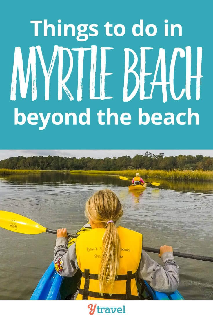 Fub things to do in Myrtle Beach with kids. Click inside for tips on what to see and do, where to eat, and where to stay in Myrtle Beach, South Carolina!