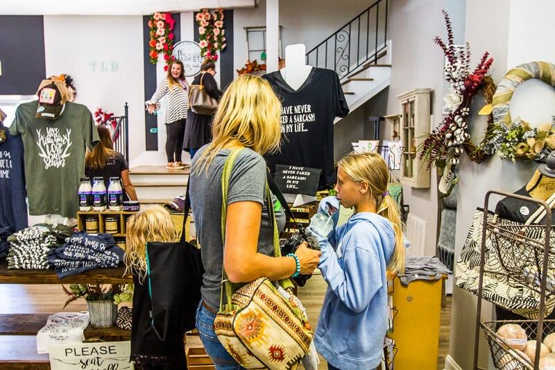 The Market at Three Little Birds, Clayton, North Carolina
