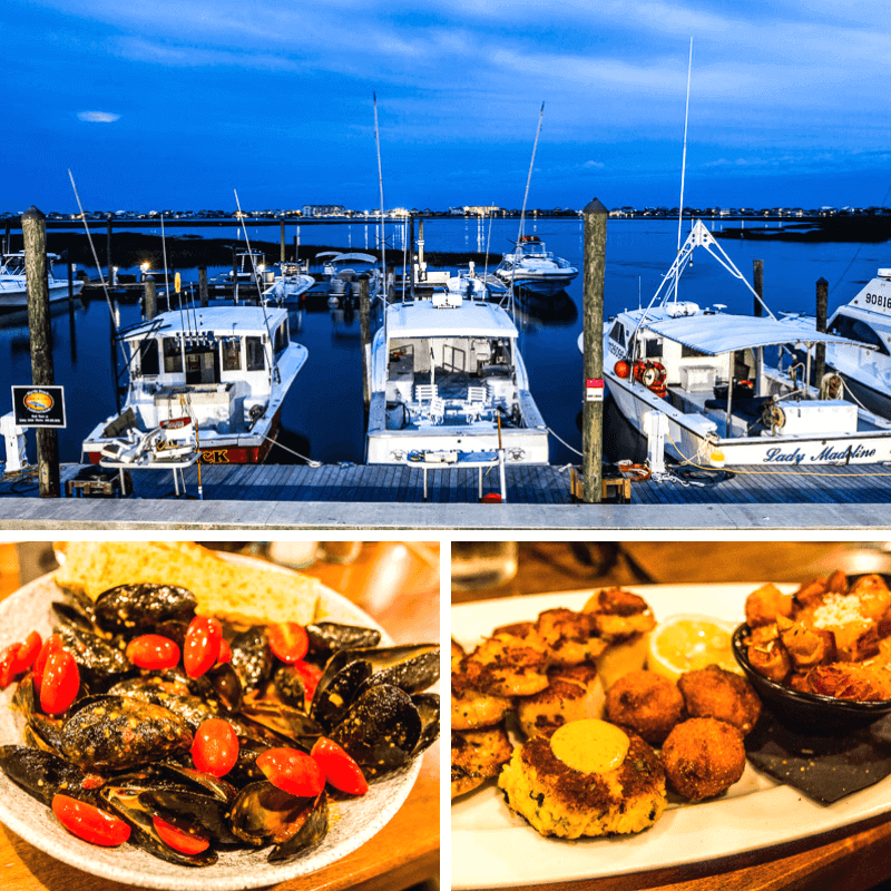 Wicked Tuna, Myrtle Beach family restaurant
